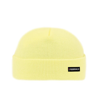 Poederbaas Powderyellow kids beanie