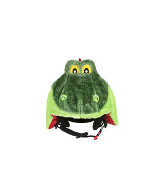 Poederbaas Ski Dino - Helmet Cover