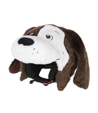 Poederbaas Charlie the doggo - Helmet cover
