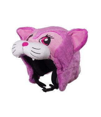 Poederbaas Snow panther - Helmet Cover