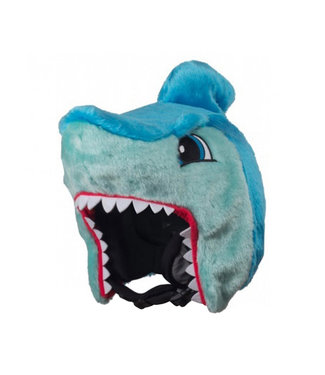 Poederbaas Acrtic Shark - Helmabdeckung