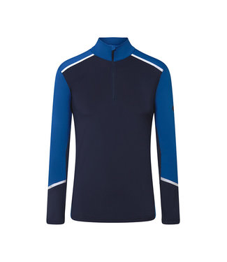 Descente RALPH T-NECK BLUE