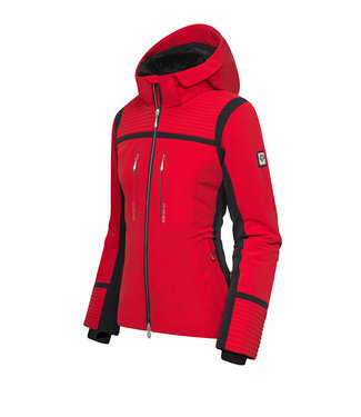 Descente LAYLA JACKET RED