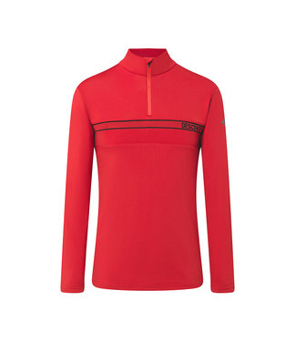 Descente PARRY T-NECK RED