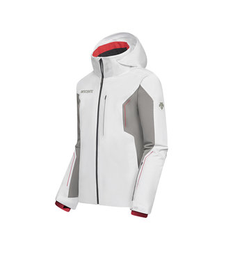 Descente HECTOR INSULATED SKI JACKET WHITE