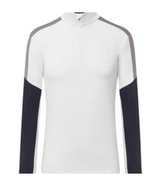 Descente DORIAN T-NECK WHITE