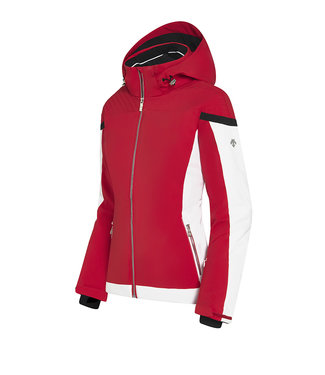 Descente ROWAN JACKET ELECTRIC RED