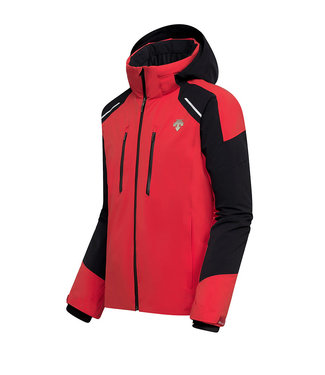 Descente SLADE JACKET ELECTRIC RED