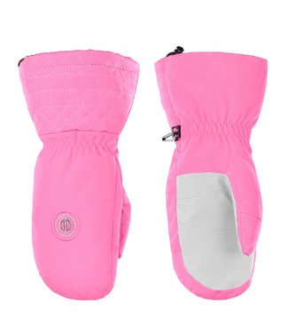 Poivre Blanc JUNIOR GIRL SKI MITTENS FEVER PINK