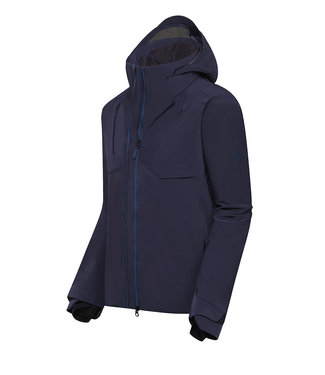 Descente SIO INSULATED JACKET DARK NIGHT / BLACK
