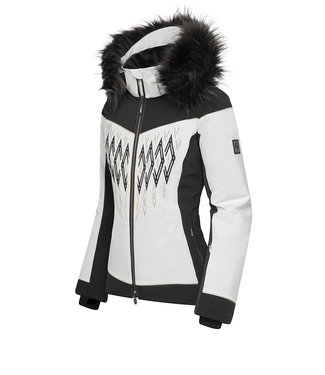 Descente AMELIA JACKET WHITE