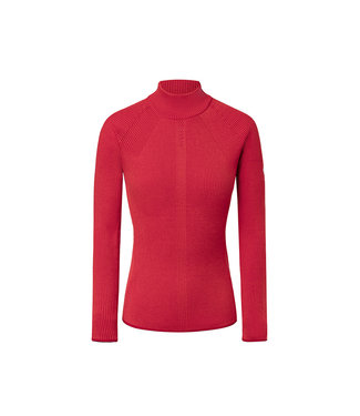 Descente CAMILA SWEATER ELECTRIC RED