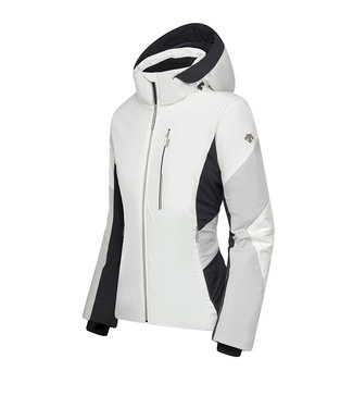 Descente SKYLAR JACKET SPORTY SUPER WHITE