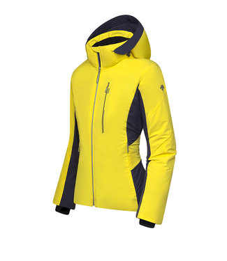 Descente SKYLAR JACKET SPORTIEF FREESIA/GEEL