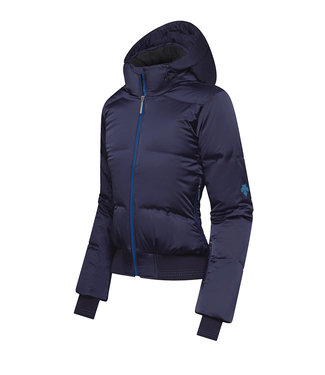 Descente MIA JACKET - A FASHIONABLE AND FUNCTIONAL JACKET - WOMAN - DARK NIGHT