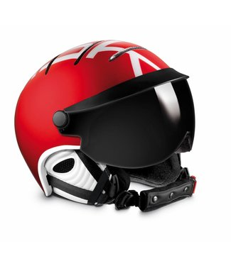 Kask Style red / white