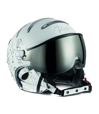 Kask Elite Lady blanco