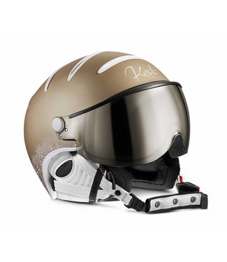 Kask Elite Lady Goud