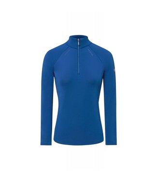 Descente MARY T-NECK BLUE