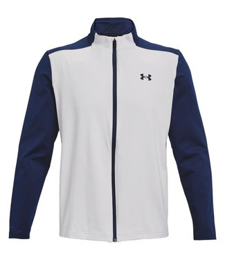 Under Armour UA Storm Midlayer Full Zip-Halo Gray / Academy