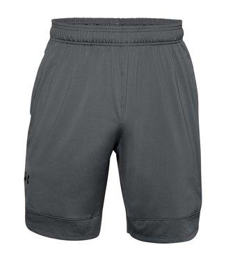 Under Armour UA Train Stretch Shorts-Pitch Grijs