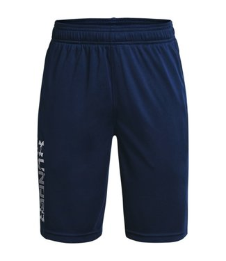 Under Armour UA Prototype 2.0 Wdmk Shorts-Academy/Blauw