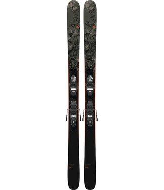 Rossignol BLACKOPS SMASHER (XPRESS) RAJQE02 XPRESS 10 GW B93 BLACK FCJD010