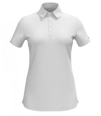Under Armour UA Zinger Short Sleeve Polo-White