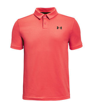 Under Armour UA Performance Polo-Venom Red / Venom Red