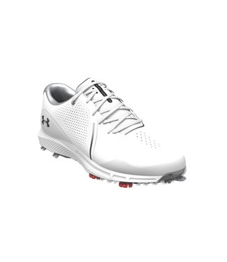 Under Armour UA Charged Draw RST E-Blanco / Negro / Plata metalizado