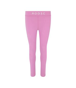 OOSC Baselayer-Leggings für Frauen in Pastellrosa