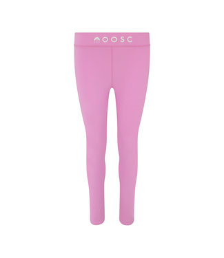 OOSC Pastel Pink Women's Baselayer Leggings