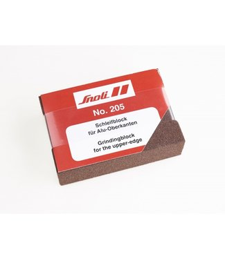 Snoli Rubber Edge Polishing Block