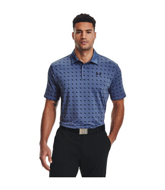 Under Armour Playoff Polo 2.0-Mineral Blue