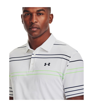 Under Armour Playoff Polo 2.0-White