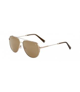 Bogner Garmisch Sunglasses - Gold / Brown
