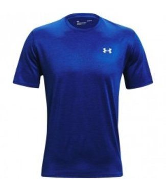 Under Armour Training Vent 2.0 SS-Royal / Blauw