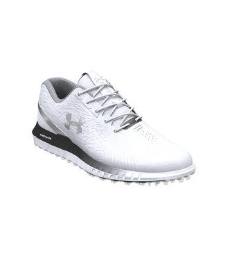 Under Armour Zapatos de golf HOVR Show SL E-White