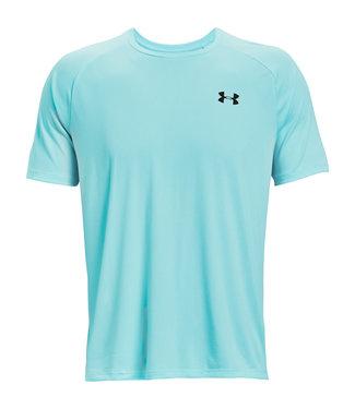 Under Armour Camisa de manga corta Tech ™ 2.0 para hombre - Azul