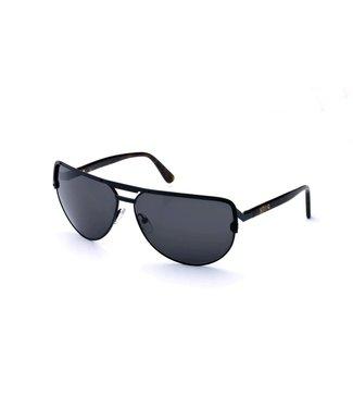 Yniq Sonnenbrille Schwarze Rauchlinse