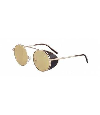 Bogner Gafas de sol Kitzbühel - Dorado / Marrón - Unisex