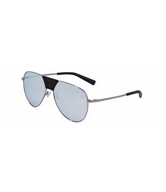 Bogner Sunglasses Megève - Silver / Blue - Unisex