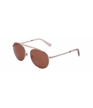 Bogner Gafas de sol Livigno - Dorado / Marrón - Mujer