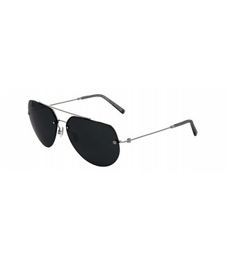 Bogner Sunglasses Saalbach - Silver / Gray - Unisex