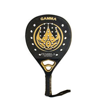 ZEMBLA Padel racket Gamma - Black