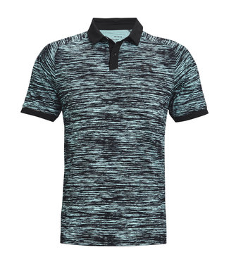 Under Armour UA Iso-Chill ABE Twist Polo-Blue