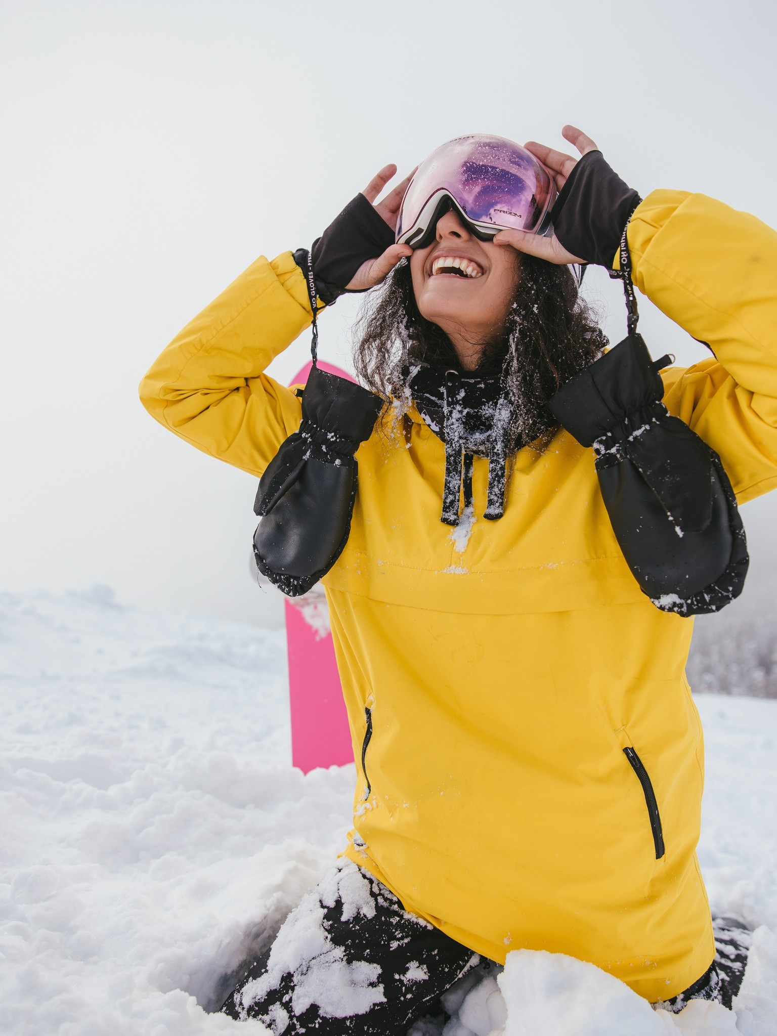 What do the different lens categories of ski- and snowboard goggles mean?
