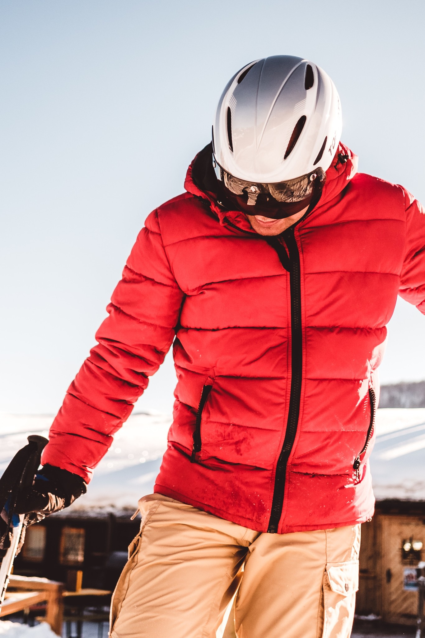 How to choose the right ski helmet?