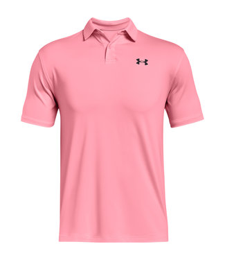 Under Armour UA T2G Polo - Pink