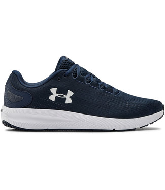 Under Armour UA Charged Pursuit 2-Academy / White / White